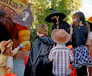 The spooky fun at Six Flags Hallowfest starts Friday, September 18, and runs weekends through Sunday, November 1. Photo courtesy of Six Flags Great Adventure