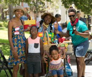 Honor Juneteenth this weekend with the whole family. Photo courtesy of Hannibal Square Heritage Center