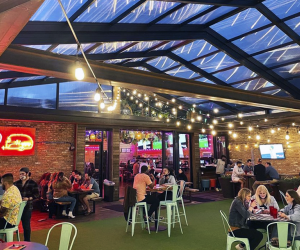 Chicago-Area Outdoor Restaurants for Families: Happy Camper