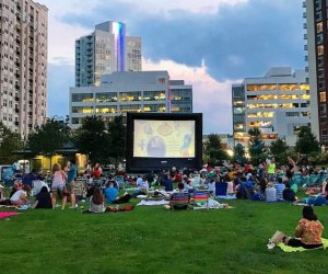 Photo courtesy of Harbor Point Movies in the Park