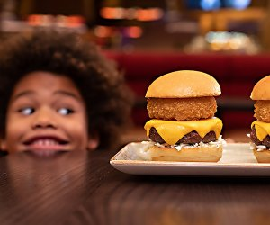 Hit up the Hard Rock Cafe for a free birthday treat.