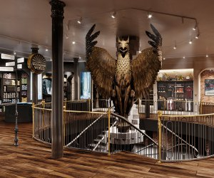 The world's largest Harry Potter store finally has an official opening date. Harry Potter New York debuts on Thursday, June 3, 2021.
