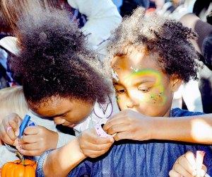 Celebrate the fall season at the 12th annual Harvest Festival in Brooklyn Bridge Park. Photo courtesy of Brooklyn Bridge