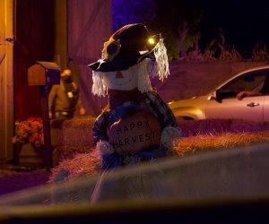 Hauntoween Halloween Drive-thru, photo by Ian Brown