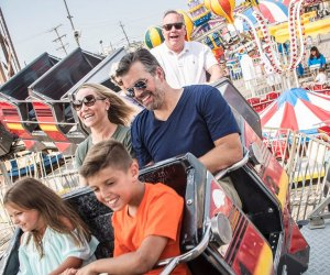 Have a fun-filled Mother's Day at Jenkinson's Amusement Park. Photo courtesy of the Park