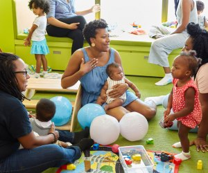 100 Things To Do in Chicago with Kids Before They Grow Up: Indoor Play Spaces