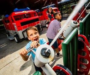 Heroes Weekend at Legoland Florida. Photo courtesy of Legoland