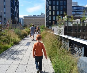 Spring break is a perfect time to explore The High Line