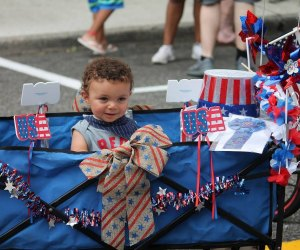 The Highland Falls 4th of July Festivities include a parade, music, food, fun family activities and spectacular fireworks display. Photo courtesy of the Highland Falls  4th of July Committee