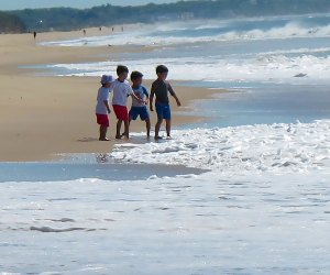The Best Beaches For Families On Long Island Mommypoppins Things To Do In With Kids