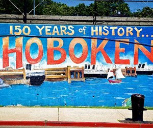 Hoboken is a colorful, charming small-town with plenty of metropolitan appeal.