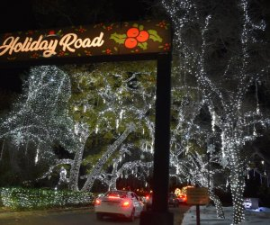 Holiday Road at King Gillette Ranch