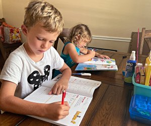 Homeschooling in 2020? These programs simplify the process. Photo by the author