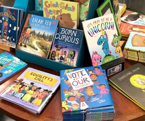 Hooray for Books has a great selection of kid lit. Photo courtesy of Hooray for Books