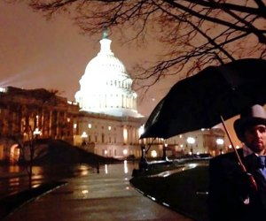 Take a ghostly tour through DC landmarks at Horror on the Hill. Photo by Claudia Rios Phelps