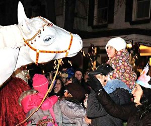 Head to Rhinebeck for Sinterklaas Festival Day on Saturday. Photo courtesy of the Sinterklaas Festival