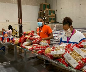 Photo courtesy of Houston Food Bank