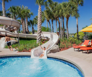 Enjoy a day of fun  at the Hyatt Regency Grand Cypress. Photo courtesy of the hotel
