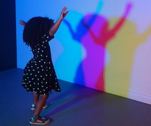 Can you trust your eyes at the Museum of Illusions? Photo by Jody Mercier