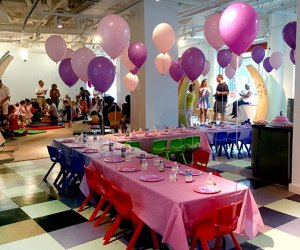 First Birthday Parties Manhattan Spots To Celebrate Your Tot