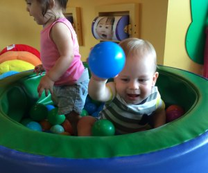 Indoor Play Spaces For Babies Toddlers Around Houston
