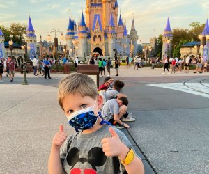 Yes, Disney World Orlando is open! Photo by Carrie Taylor