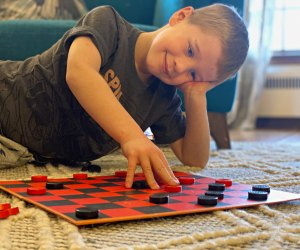 Classic board games, like chess and checkers, never go out of style.
