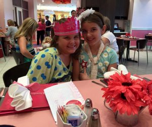 Kids of all ages will love the American Girl Store.