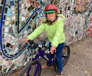 Learn to ride at one of these great city trails. Photo by Catherine Wargo Roberts