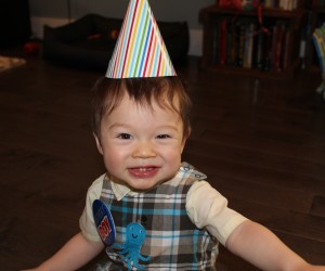 Celebrating the big first birthday with a milestone birthday party