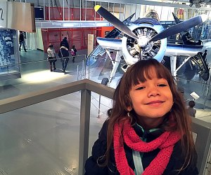 Intrepid Sea, Air & Space Museum provides a dynamic, interactive, and educational journey for all ages.