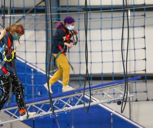 Iron Peak Sports & Events Indoor Play Spaces in New Jersey Open