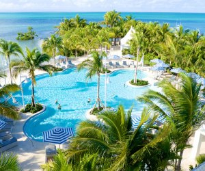 Does it get any dreamier than a Florida Keys resort that meets the ocean? Photo courtesy Isla Bella