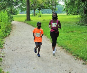 'Go Run is always free!  Photo courtesy of CARA