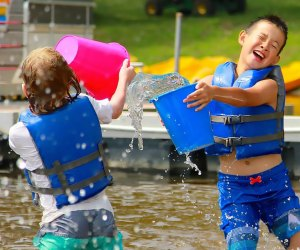 Jeff Lake Day Camp in Sussex County offers tons of water fun and lots more.