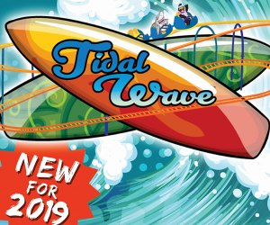 The new Tidal Wave ride is coming in 2019! Photo courtesy of Jenkinson's Boardwalk