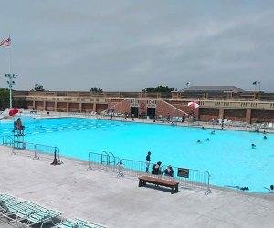 Jones Beach Pool