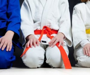 Kids classes like judo can help children build new skills and develop socially