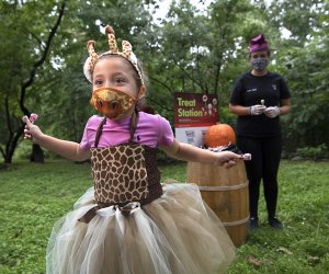 Boo at the Zoo is a fun, safe, and festive way for kids to celebrate Halloween.