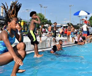 Photo courtesy of DC Department of Parks and Recreation