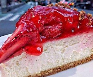 Junior's famous cheesekcake