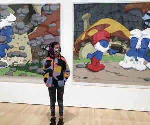 KAWS: What Party, at the Brooklyn Museum, features larger-than-life sculptures, furniture, pop art-inspired pieces, and more. nyc Staycation