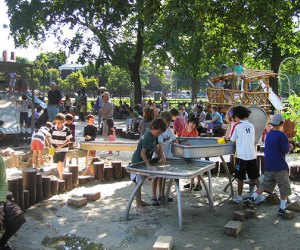 Boston-Area Playgrounds Worthy of Getting in the Car: Alexander W. Kemp Playground
