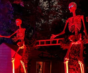 Dial up some Halloween spooks at Kevin McCurdy's Haunted Mansion. Photo courtesy of the venue