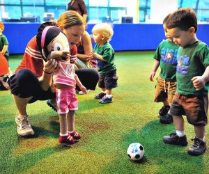 Top Classes for Babies and Toddlers in Boston: Super Soccer Stars