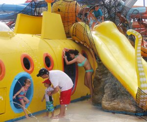 Explore Kid's Cove at Wildwater Kingdom