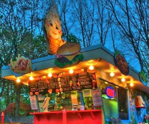 King Kone is a sight to behold and offers a welcome, tasty, roadside diversion.