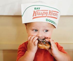 Photo courtesy of Krispy Kreme Doughnuts