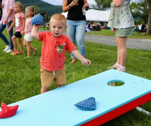 All-ages fun awaits at Donaldson Farm's final Summer Nights event. Photo courtesy of the farm