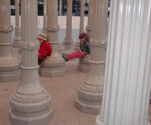 100 Things to Do in LA: LACMA Lamps